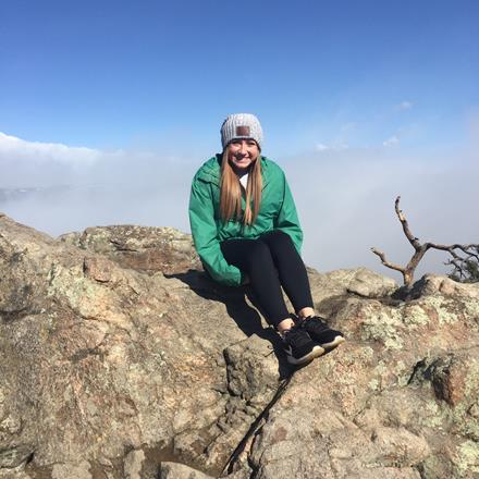 Emma Jankord's IMMERSION fundraising profile page