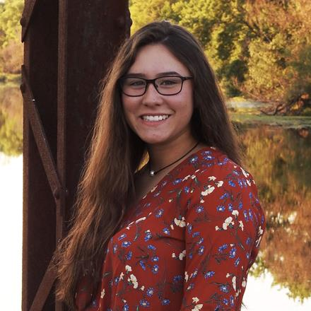 Sophia Gonzalez's IMMERSION fundraising profile page