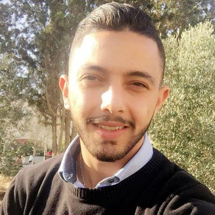 Adham Awwad's IMMERSION fundraising profile page