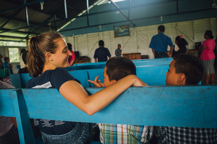 Costa Rica Mission Trips