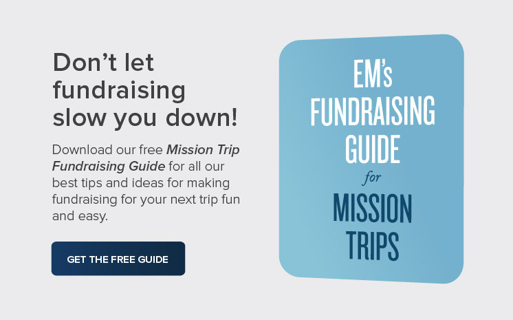 Mission Trip Fundraising Guide