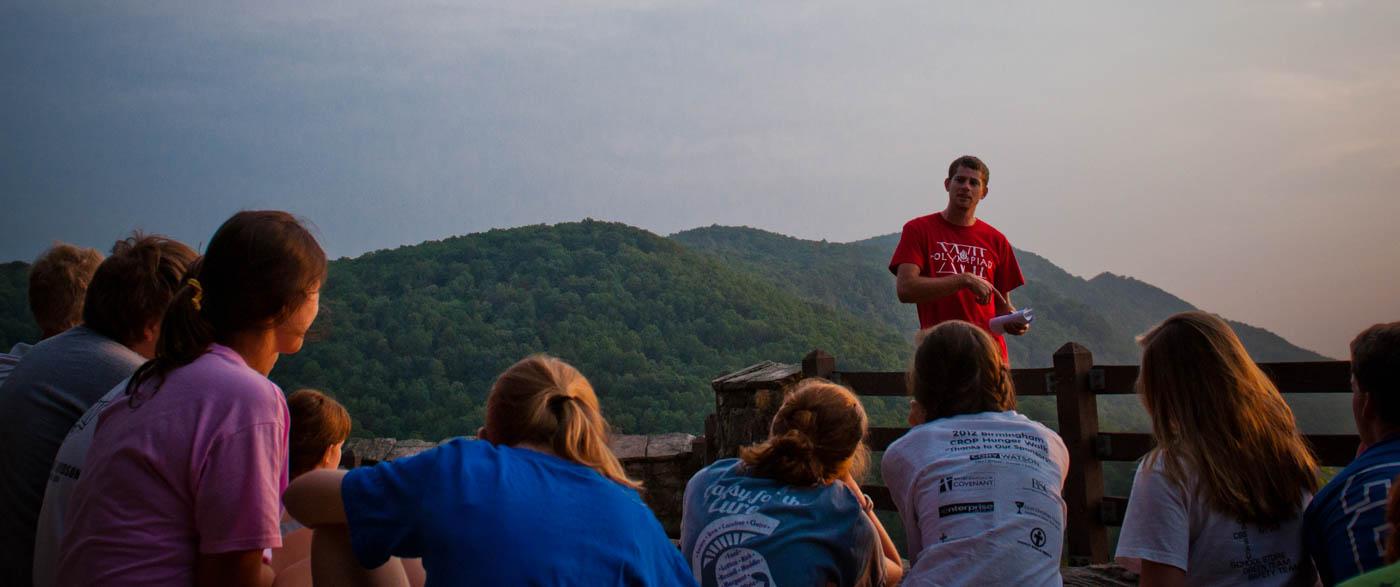 EM Missions Internship - Paid College Summer Internship