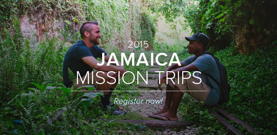 Jamaica Mission Trips 2015