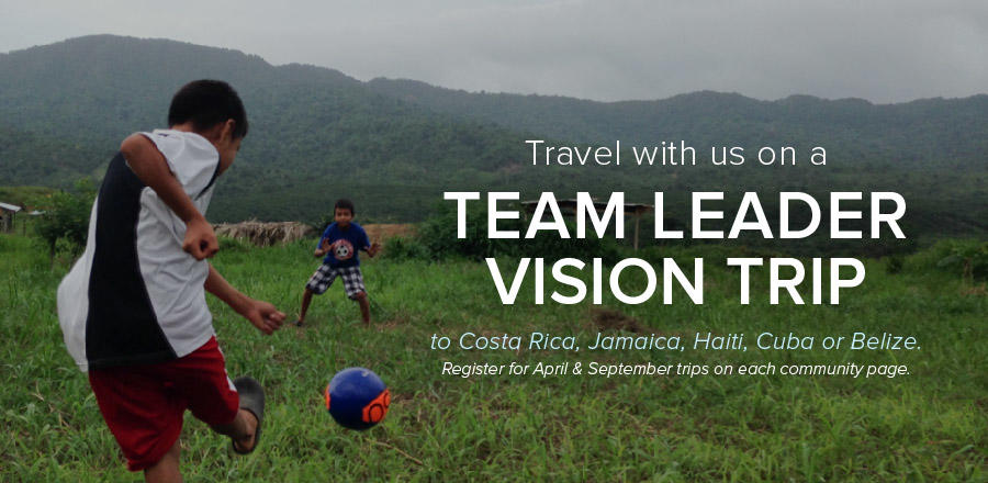 2015 Vision Trips