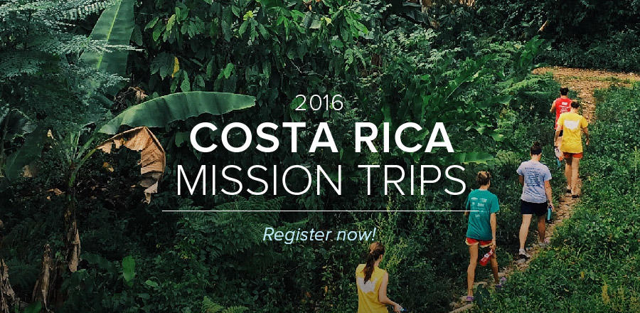Short Term Mission Trips 2016