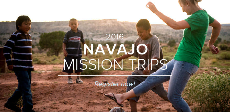 Native American Mission Trips 2016