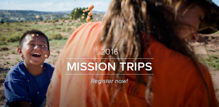 Short Term Mission Trips